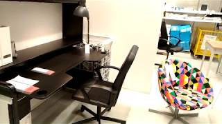 видео Компьютерная мебель. Домашние офисы. Компьютерные столы.