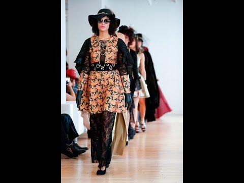 CMG New York City Fashion Week Models' Parade