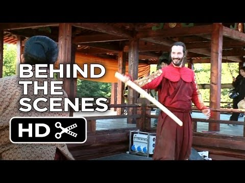 47 Ronin Behind-The-Scenes - Lord Kira's Castle (2013) - Keanu Reeves Movie HD