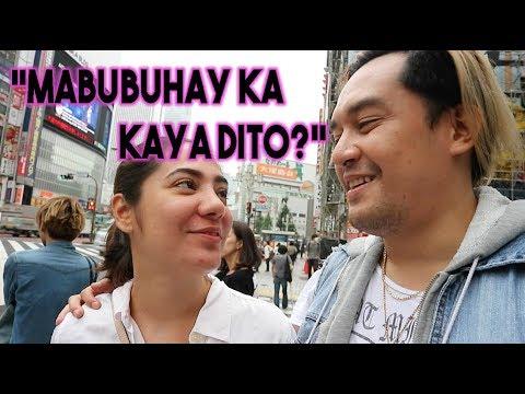 """💏  """"MABUBUHAY KA KAYA DITO?"""" + Japan Day 2 ( SUSHI, VINTAGE CARS, GUNDAM, SHOPPING)"""