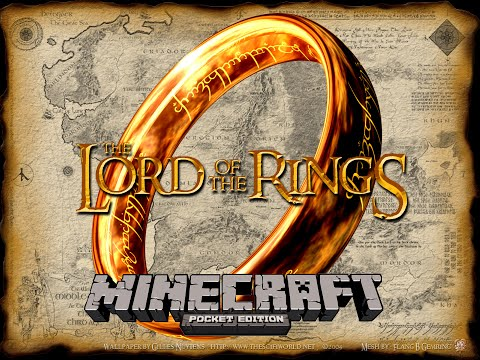 The Lord of the Rings PE Mod | Minecraft PE Mods & Addons