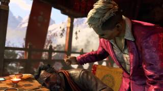 Far Cry 4 , Ps4 Walkthrough Gameplay first 15 Minutes فار كراي ٤