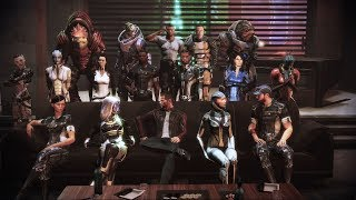 Mass Effect 3: Citadel DLC - 1080p60 No Commentary - PART 22 [FINALE]