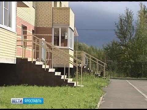 «Двор-парк» - это новое комфортное жилье в Заволжском районе