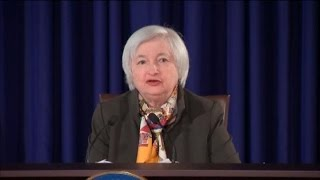 Janet Yellen: Rate Hike Remains `Unlikely' for April Meeting