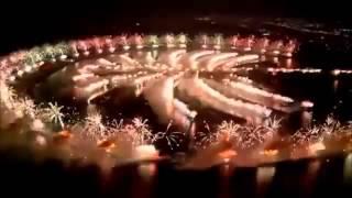 Dubai fireworks 2014 Burj Khalifa, Dubai Full Show !!!