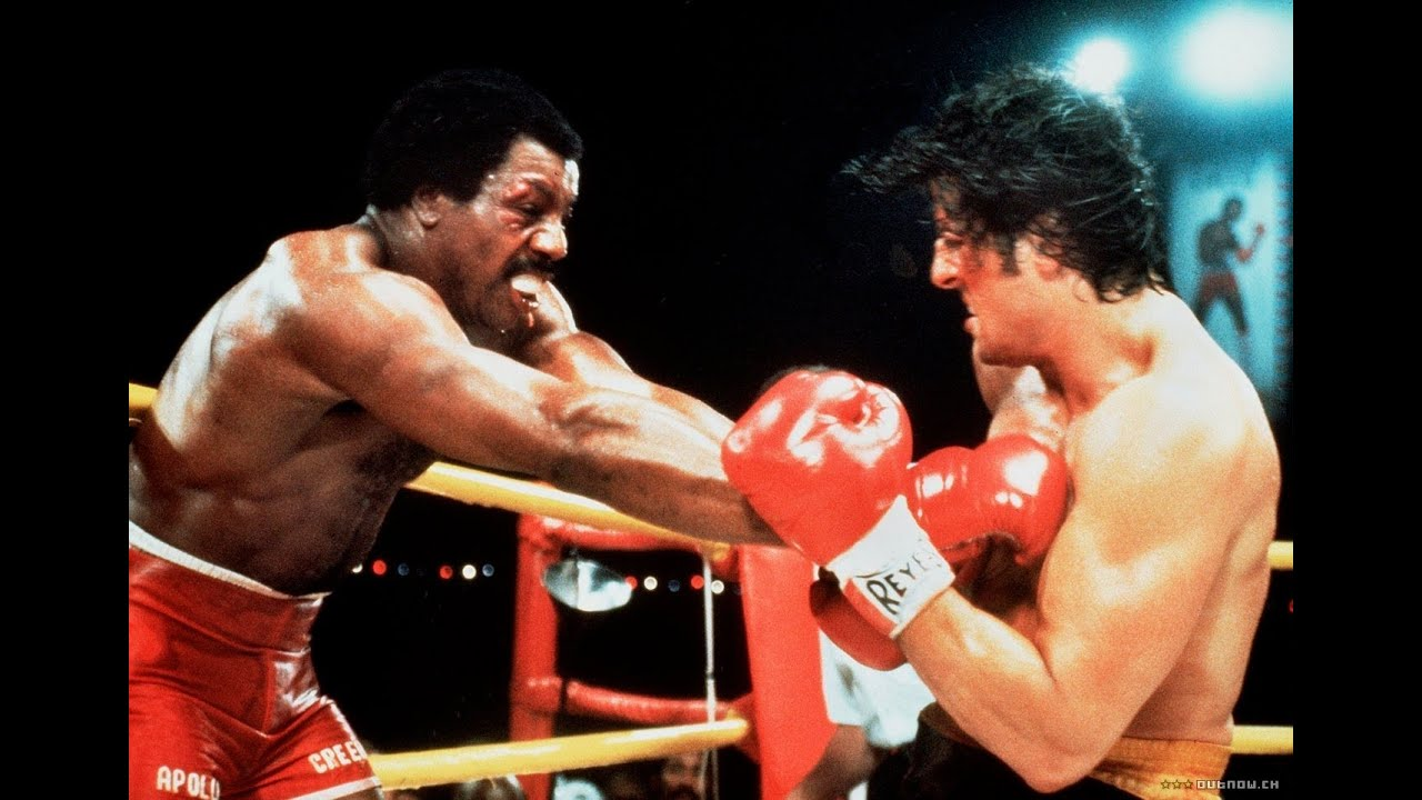 Fight Night Round 4: Rocky Balboa vs Apollo Creed (Rocky ...