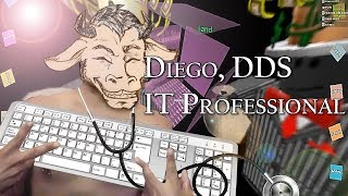 IT Professional Roblox Tech Support von Diego, DDS