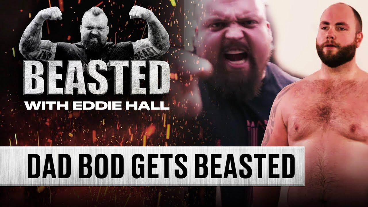 Eddie Hall Pushes Man Through Incredible Six-Week Body Transformation | BEASTED | SPORTbible