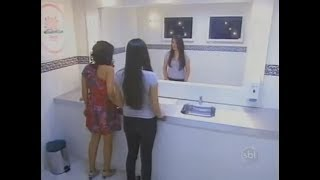 Brazilian Prank Mirror - reflectionless  (subti...