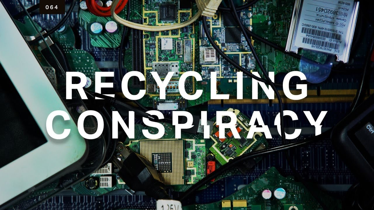 dark side of electronic waste recycling