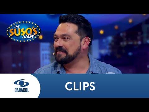 Santiago Rodríguez recuerda una experiencia inolvidable en un burdel   Caracol Televisión