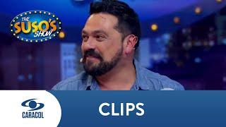 Santiago Rodríguez recuerda una experiencia inolvidable en un burdel | Caracol Televisión
