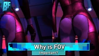 In this video we take a look at the salt inspiring topic of why FOV...