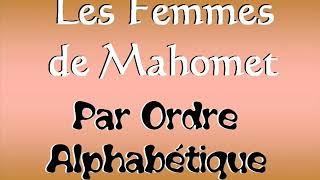 Video Le Harem de Mahomet (liste) download MP3, 3GP, MP4, WEBM, AVI, FLV November 2017
