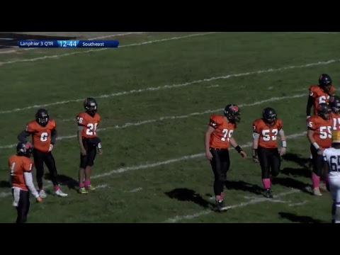 Football Lanphier - Southeast