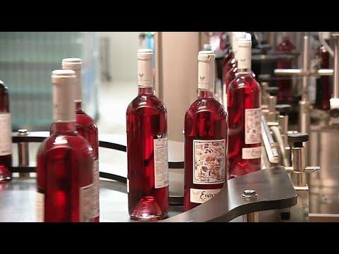Rosé espanhol vendido como vinho francês