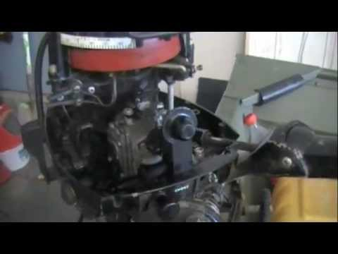 Fuel Pump Diaphragm replacement Mercury outboard 110 - YouTube