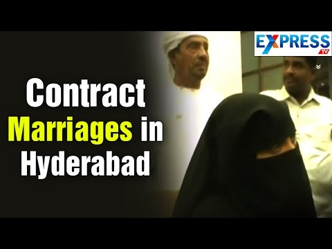Contract Marriages in Hyderabad : Special Discussion   ExpressTV