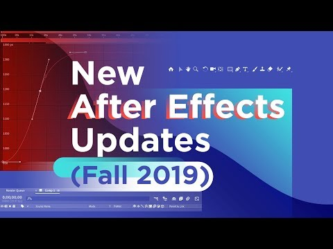 After Effects 17.0: New Features