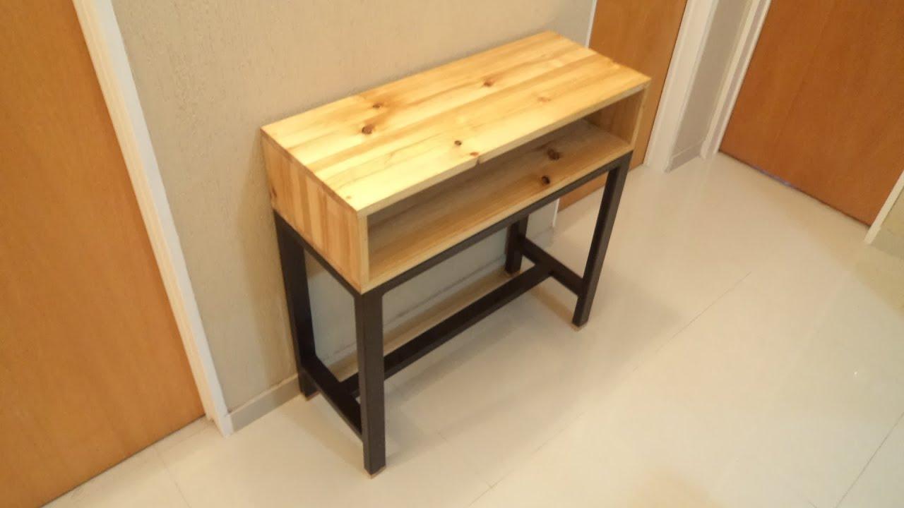 Leroy merlin tableros de madera for Patas mesa leroy merlin