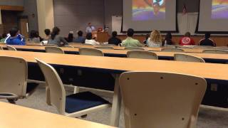Simon Silva Presentation @ IVC Fall 2013