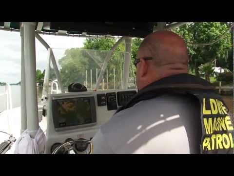 LDWF - Louisiana Safe Boating Week 2012