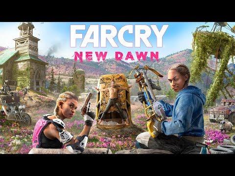 Far Cry New Dawn ► Розовый ад ► №2 thumbnail