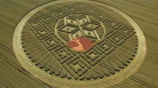 MESSAGE from THE LIGHT (BEARER) in CROP CIRCLES & ANCIENT TIMES