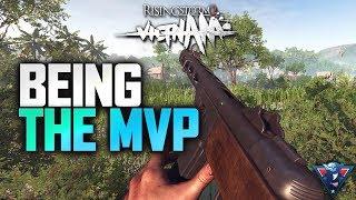 BEING THE MVP | Rising Storm 2: Vietnam Gameplay