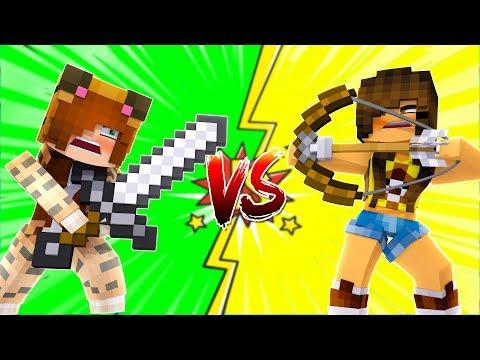 Minecraft Dragons - TINA'S ENEMY !? (Minecraft Roleplay - Episode 3)