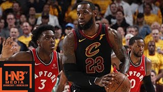 Cleveland Cavaliers vs Toronto Raptors Full Game Highlights / Game 4 / 2018 NBA Playoffs thumbnail