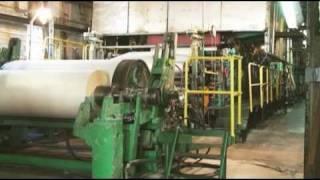 Производство бумаги. Как делается бумага.(, 2010-12-29T11:44:43.000Z)