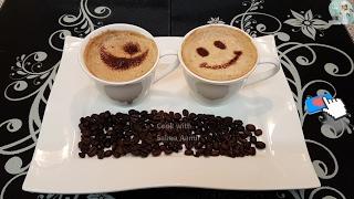 Cappuccino Coffee کاپوچینو کافی / Cook With Saima
