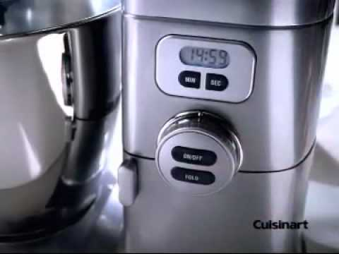 Cuisinart Stand Mixer Commercial