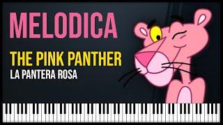 How to Play: The Pink Panther - la pantera rosa - panthère rose ✔