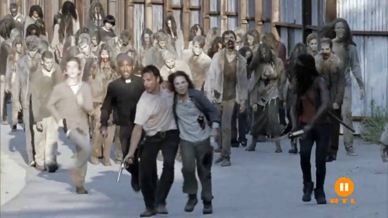 Walking Dead Staffel 5 Deutschland