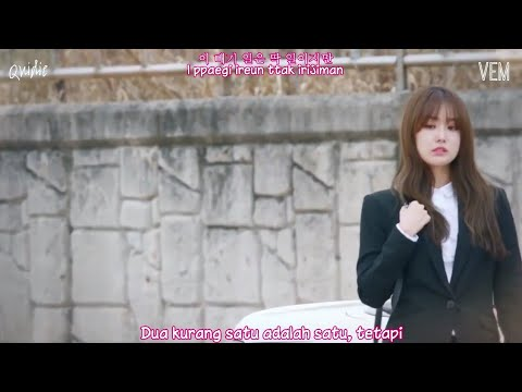 Song Jieun x Sunghoon - Same [INDO SUB] My Secret Romance OST Part 1