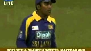 Shahid Afridi Fastest Century in 37 Balls - Shahid Afridi World Record 100 off 37 Balls