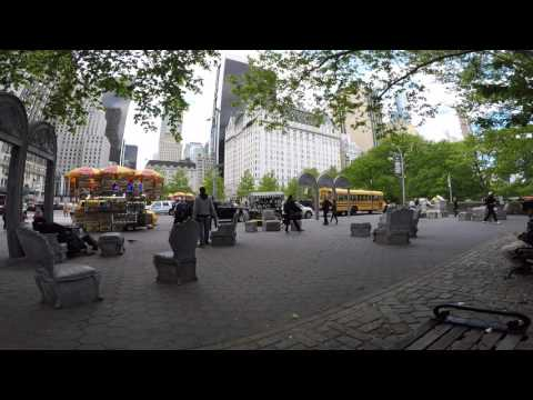 slowTV.network NYC Central Park Grand Army Plaza