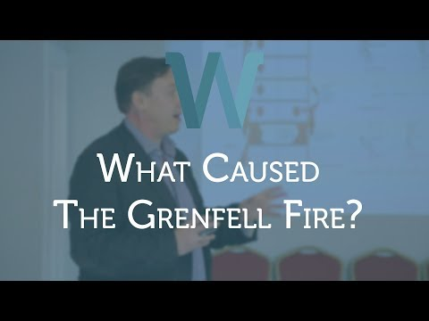 What Happened With The Cladding At Grenfell Tower?
