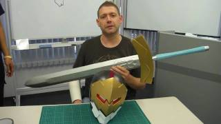 Cosplay Construction Workshop