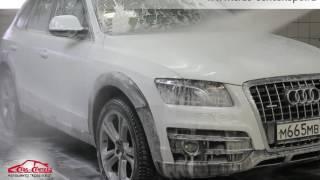 видео Защитная полировка автомобиля в автосервисе