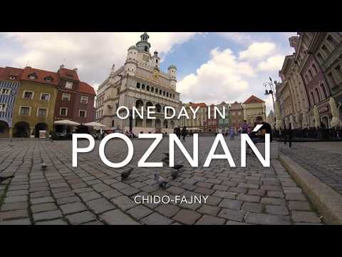 One Day in Poznań - Poland