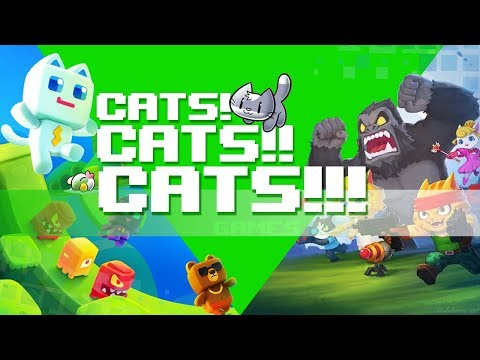 Smartphone Games 2019 | 3 Cat-themed Games You Can Play In Android & IOS