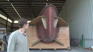 Kiwi Spirit Construction November 14: Lyman-Morse Boatbuilding