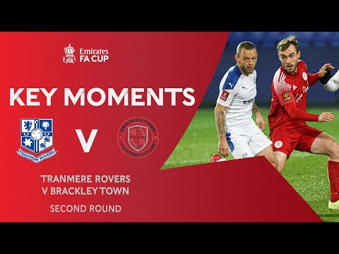 Tranmere Brackley Goals And Highlights
