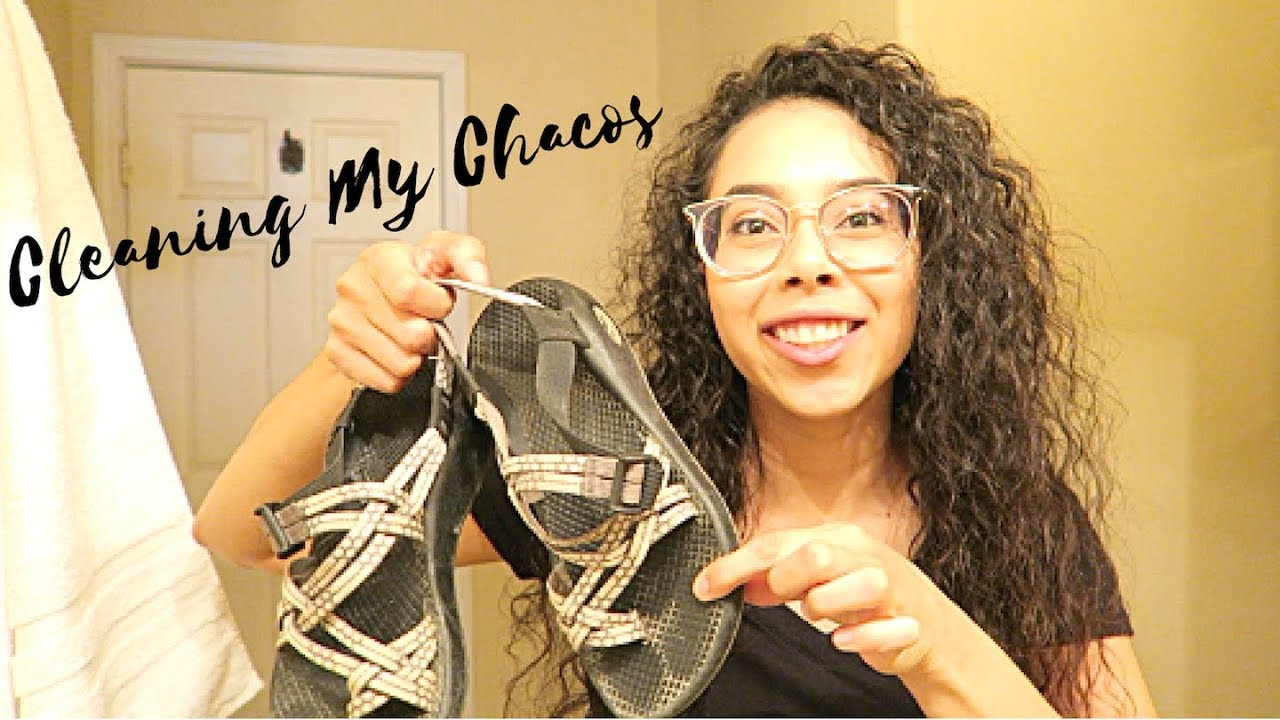 f7651b651923 HOW TO CLEAN YOUR CHACOS