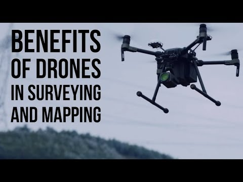 5 Key Benefits of Drones in Surveying and Mapping