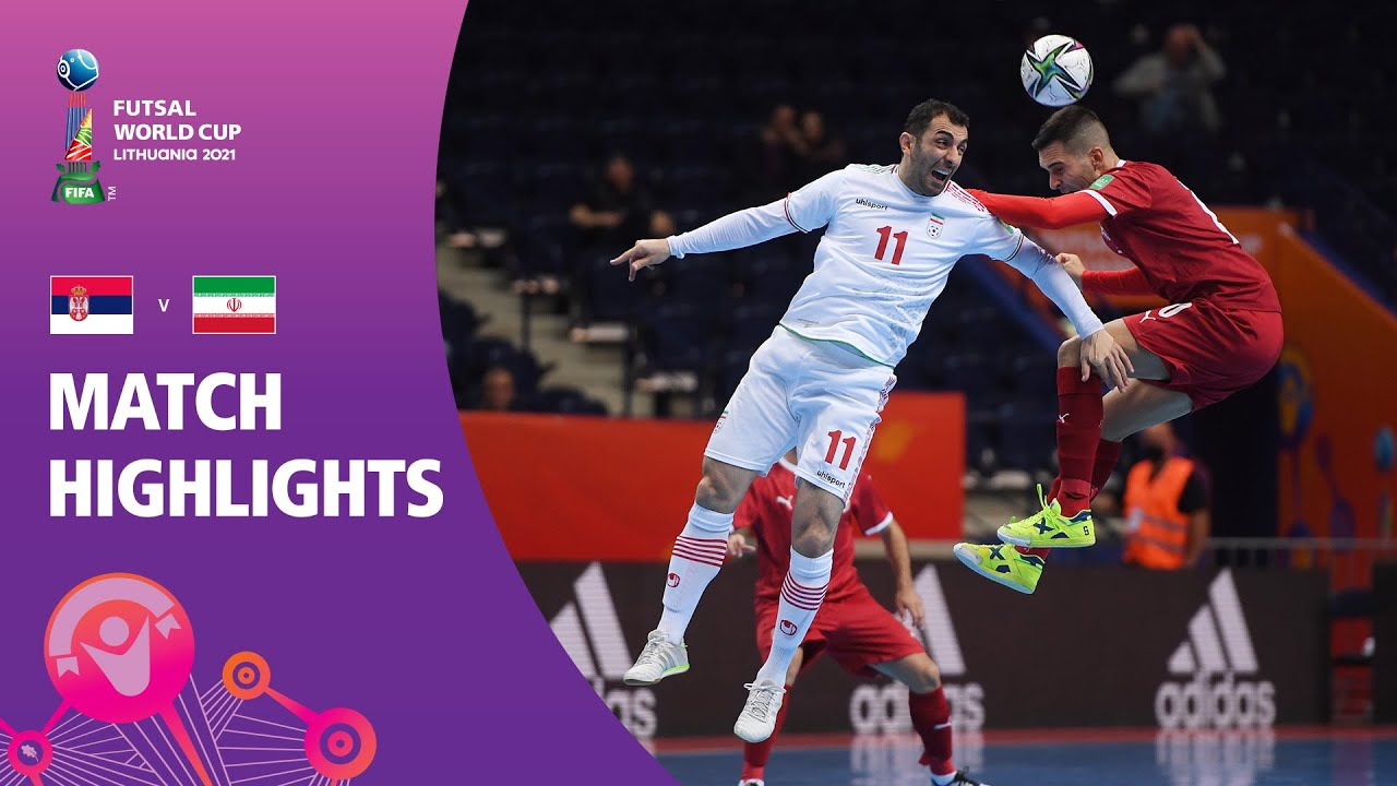 Download Serbia v IR Iran | FIFA Futsal World Cup 2021 | Match Highlights